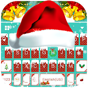 Chimney On Christmas Keyboard Theme