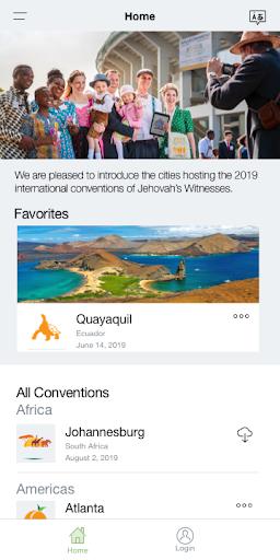 JW Event  Screenshots 2