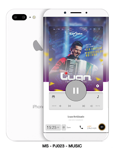 MS - PJ023 Theme for KLWP