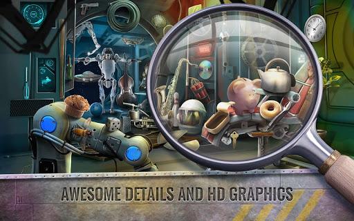 Time Machine Hidden Objects - Time Travel Escape 2.8 screenshots 7
