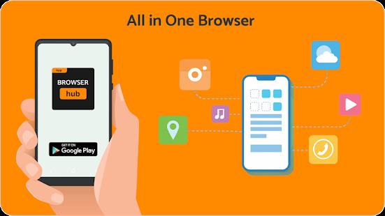 Browser Hub Pro 8.1.4 Screenshots 3