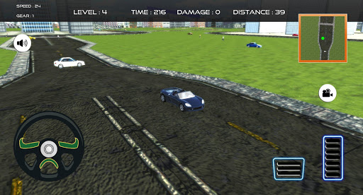 Fast Car Parking apkmr screenshots 3