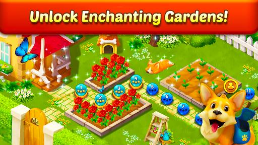 Solitaire Garden Escapes  screenshots 10