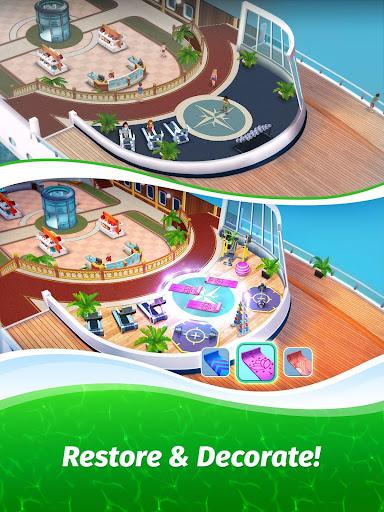 The Love Boat: Puzzle Cruise u2013 Your Match 3 Crush! screenshots 15