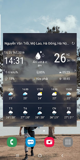 Du1ef1 Bu00e1o Thu1eddi Tiu1ebft 1.0.0 Screenshots 5
