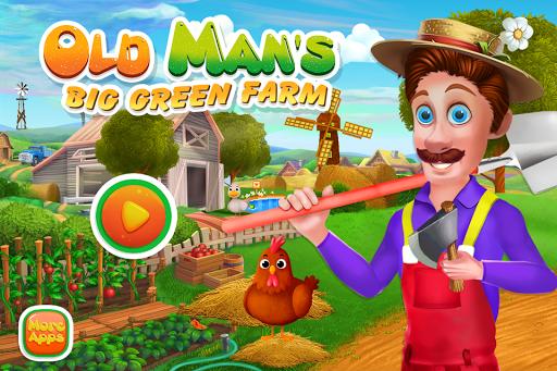 Old Man's Big Green Farm APK MOD – Pièces Illimitées (Astuce) screenshots hack proof 1