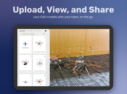 Download Vusar - Design Visualization for 3D CAD in AR For PC Windows and Mac apk screenshot 9