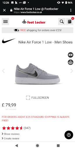 Foot Locker - Shop Shoes apktram screenshots 2