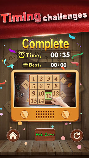 Numpuz: Classic Number Games, Free Riddle Puzzle 4.8501 screenshots 5