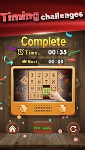 Numpuz: Classic Number Games MOD APK (Unlimited Money) 5