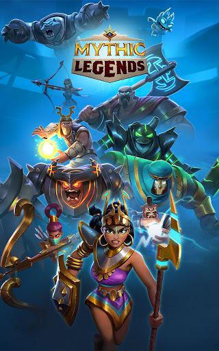 Mythic Legends  screenshots 16