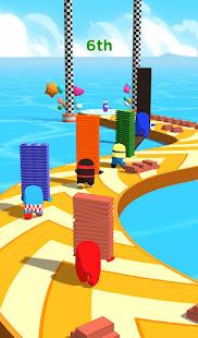 Shortcut Race 3D - Impostor Stack & Run 1.0.0 screenshots 1