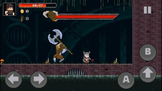 Rune Sword: Action Platformer Mod Apk 1.4.35 (Lots of Gold Coins) 8