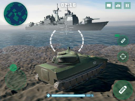 War Machines: Tank Battle - Army & Military Games  screenshots 9