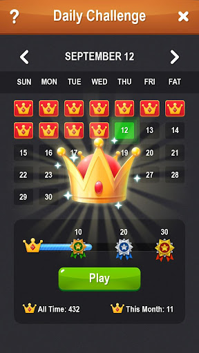 Pyramid Solitaire 1.3.160 screenshots 9