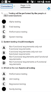 31 ISTQB foundation tests