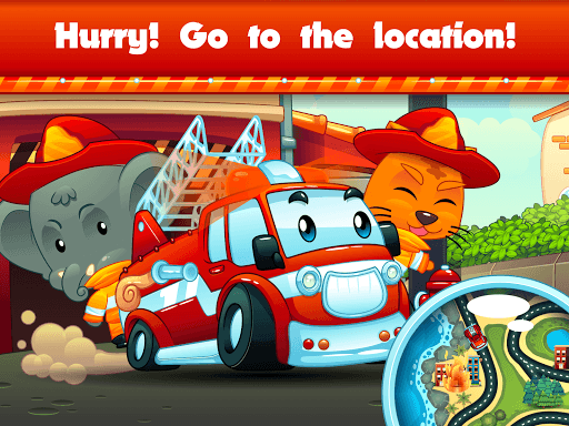 Marbel Firefighters - Kids Heroes Series android2mod screenshots 7