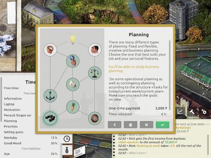 Timeflow: Time is Money Sim 1.10.1 Screenshots 15