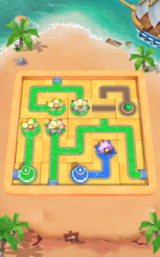 Flow Water Connect Puzzle  screenshots 10