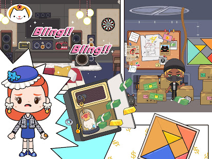 Miga Town: My Apartment screenshots 12