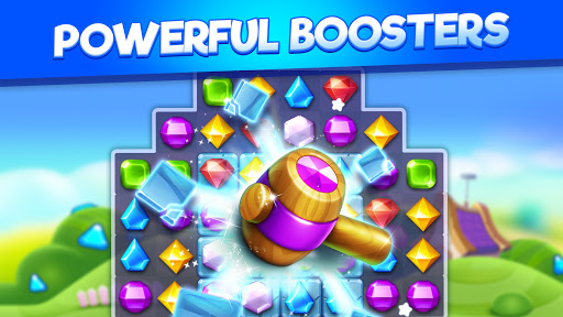 Bling Crush: Free Match 3 Jewel Blast Puzzle Game 1.4.8 screenshots 5