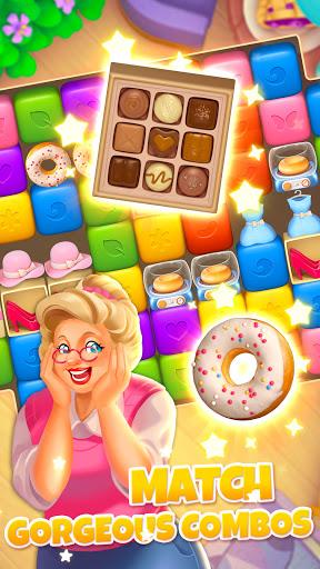 Candy Legend: Manor Design 123 screenshots 5