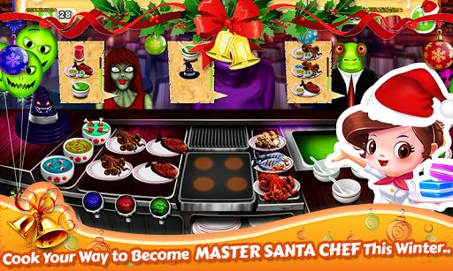 Santa Restaurant Cooking Game 1.31 screenshots 10