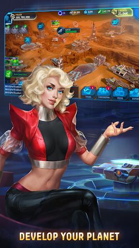 Stellar Age: MMO Strategy 1.19.0.18 screenshots 2