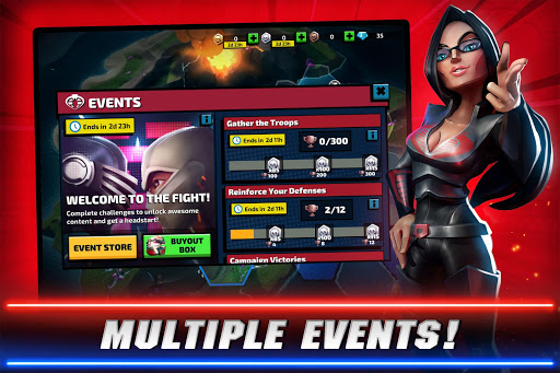 G.I. Joe: War On Cobra - PVP Strategy Battle goodtube screenshots 4