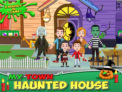 My Town : Haunted House  screenshots 1