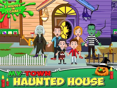 My Town : Haunted House 1.24 Mod + Data Download 1