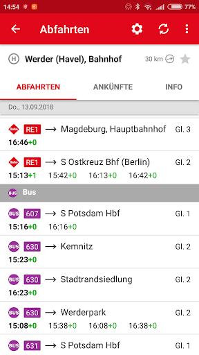 Bus & Bahn  screenshots 2