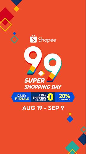 Shopee PH: 9.9 Shopping Day android2mod screenshots 2
