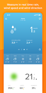 Netatmo Weather Screenshot