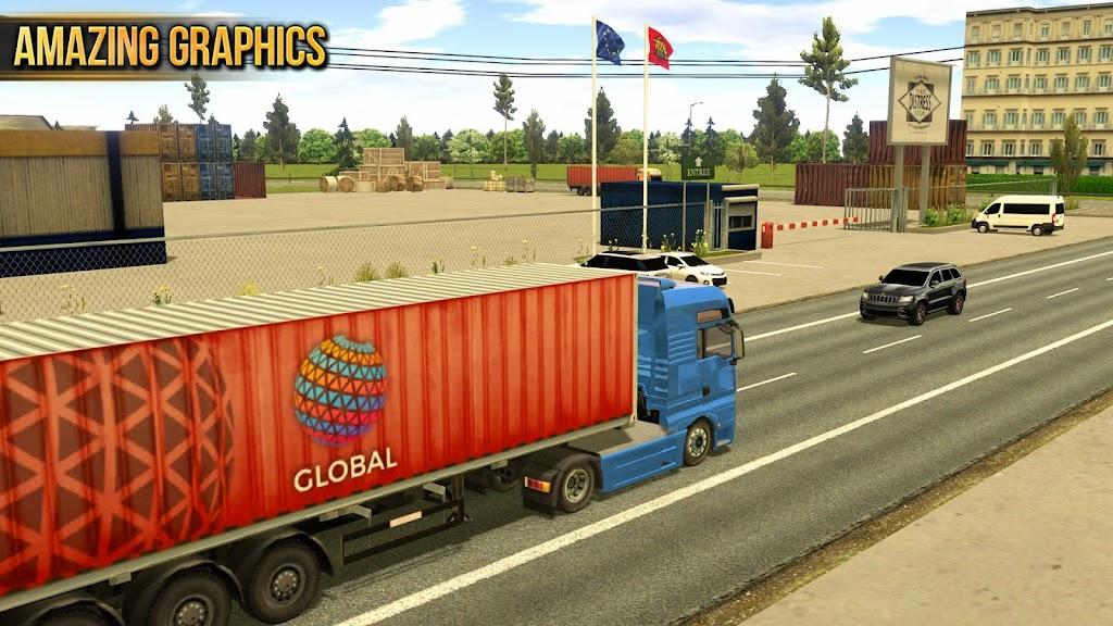 Truck Simulator 2018 : Europe poster 7