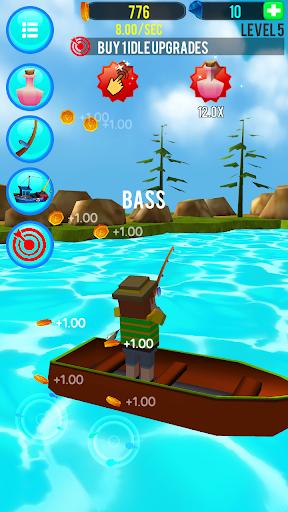 Fishing Clicker Game  screenshots 2