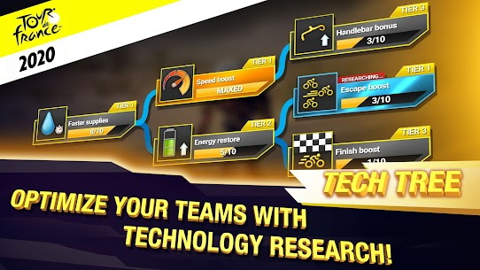 Tour de France 2020 Official Game – Sports Manager 4