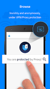 Phantom.me: Invisible & complete mobile privacy Screenshot