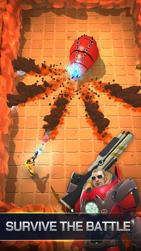 Spacelanders: 3D Sci-Fi Shooter RPG 1.0.8 screenshots 5