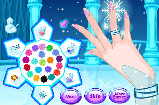 Ice Queen Beauty Salon 1.0.1 screenshots 2