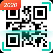 QR Scanner - Free QR Code Reader & Barcode Scanner