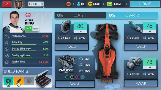 Motorsport Manager Racing 2021.2.6 Latest Mod Apk (Unlimited Money) 5
