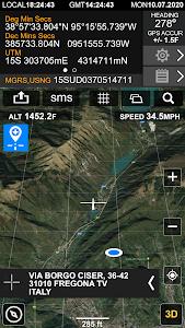 GPS Location Info, SMS Coordinates, Compass + 2.8.5 (Pro)