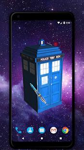 TARDIS 3D Live Wallpaper