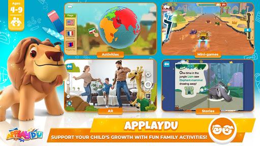 Applaydu by Kinder - Free Kids & Toddlers Games  screenshots 1