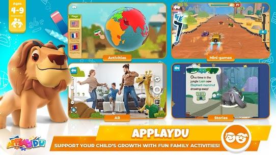 Applaydu by Kinder – Free Kids & Toddlers Games 1