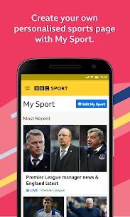BBC Sport News Live Scores Apk Download, NEW 2021* 2