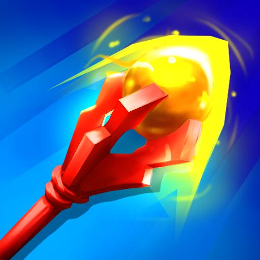 Mage Legends: Epic RPG Hero Archer Adventure Game