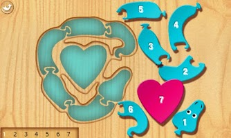 First Kids Puzzles: Snakes
