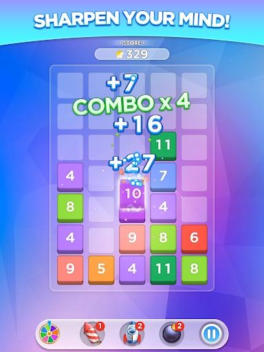 Merge Number Puzzle 2.0.5 screenshots 7